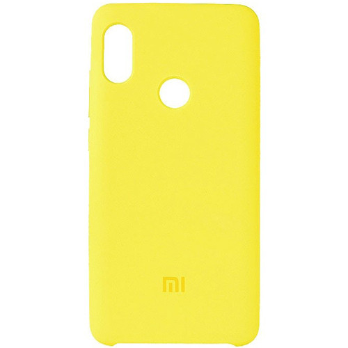 Чехол New Original Soft Case Xiaomi Redmi S2 (20) Lemonade