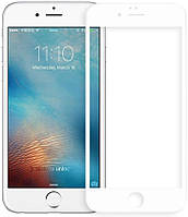 Защитное стекло Optima 3D для iPhone 6 Plus White