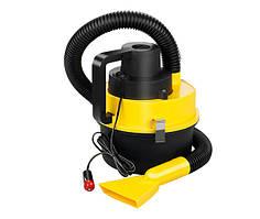 Автомобильный пылесос для сухой и влажной уборки The Black Multifuction Wet and Dry Vacuum