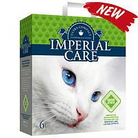 Наполнитель Imperial Care Odour Attack, ультра-комкующийся, аромат летнего сада, 6 л 801748