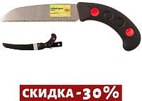 """Ножовка садовая Mastertool - 155 мм x 7T x 1"""" x 3D, самурай"""