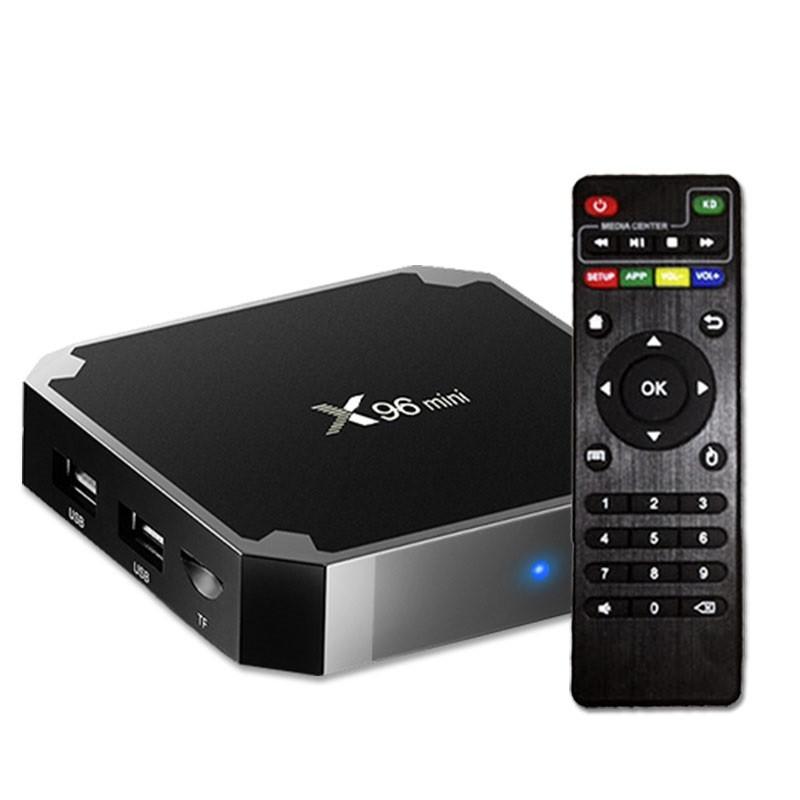 ТВ-приставка Mini PC X96 mini Amlogic S905w/2Gb/16Gb/Wi-Fi 2.4G