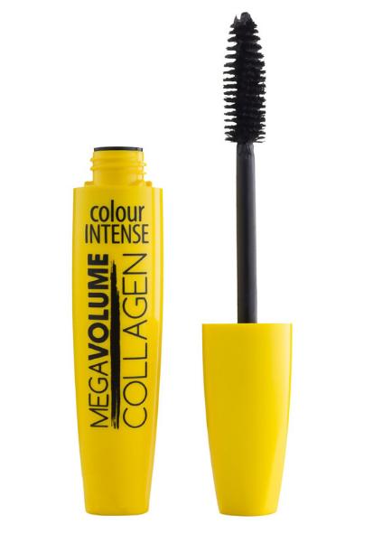 Тушь для ресниц Mega Volume Collagen Colour Intense, Колор Интенс