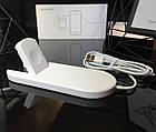 Беспроводное зарядное устройство AirPower Wireless Charger 2 в 1 + Беспроводная зарядка для Apple iWatch, фото 3