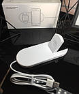 Беспроводное зарядное устройство AirPower Wireless Charger 2 в 1 + Беспроводная зарядка для Apple iWatch, фото 8