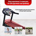 Електрична бігова доріжка HRS T280 для дому та спортзалу, фото 3