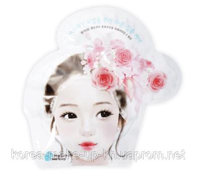 Шовкова маска для волосся VOV SILK ESSENTIAL HAIR MASK, фото 2