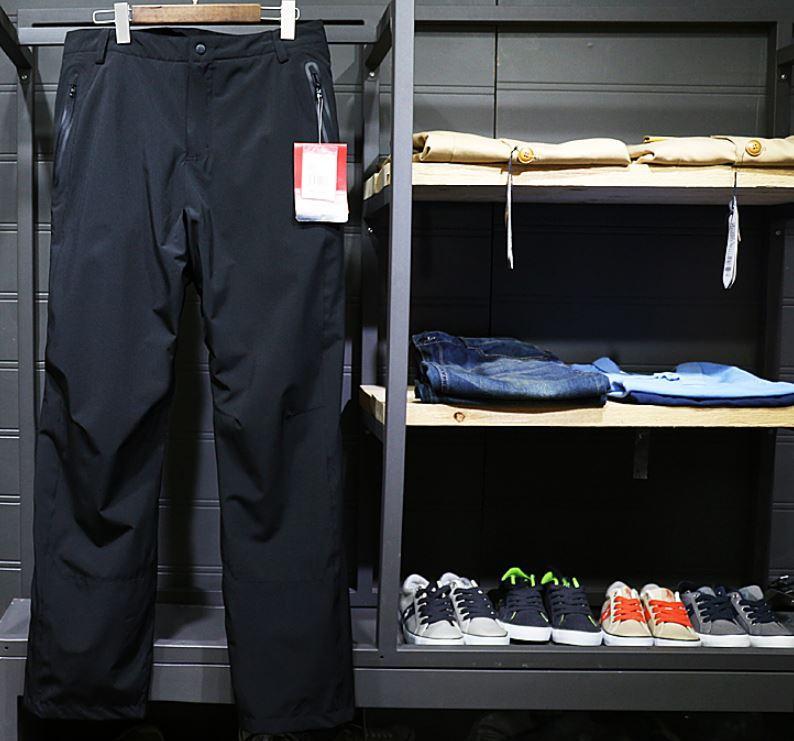 Зимние мужские штаны брюки Jack Wolfskin оригинал