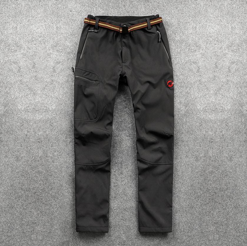 Зимние мужские штаны брюки MAMMUT SoftShell оригинал