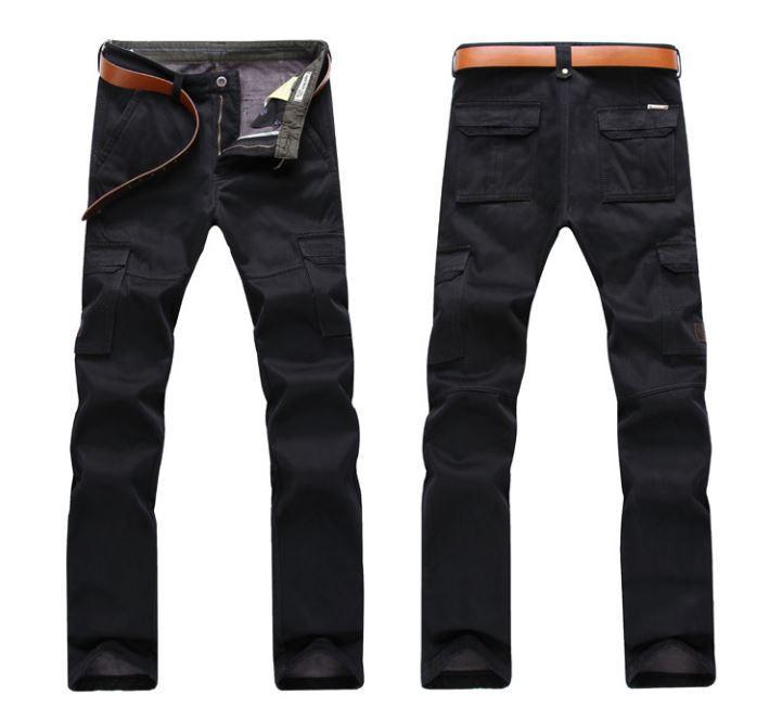 Зимние теплые мужские штаны брюки JEEP размеры 32 - 42.