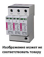 Обмежувач перенапруги ETITEC B T12 275/7 (2+0) 2p