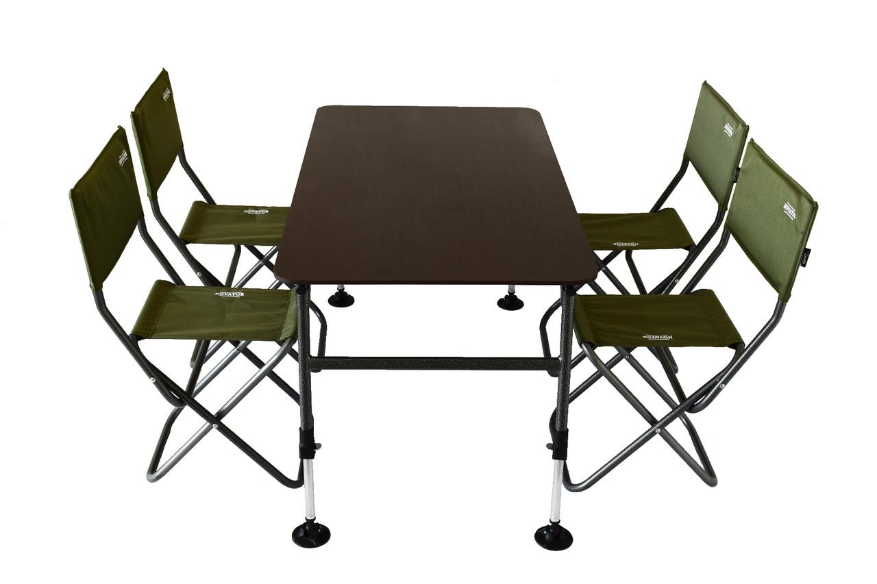 Набір меблів для пікніка Novator SET-2 (100х60)