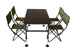 Набор мебели для пикника Novator SET-2 (100х60)