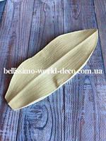 Молд лист Орхидеи Фаленопсис L 18,5х7 см