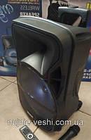 Аккумуляторная акустика-колонка с микрофоном TRITRONIX TX-SL 1231 (12 дюймов,150W) (USB/Bluetooth/FM/Microphon
