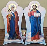 Икона Спасителя писаная  для иконостаса, фото 2