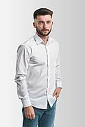Рубашка классическая Leo Мужская, фото 2
