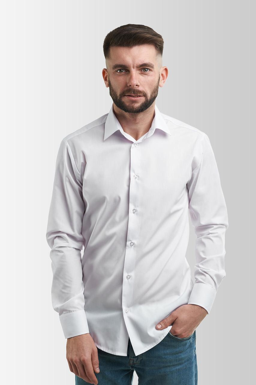Рубашка классическая Leo Мужская