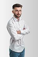 Рубашка классическая Leo Мужская, фото 4