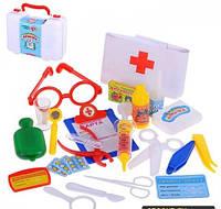 Чемодан доктор play smart 2550 Волшебная аптечка 25 предметов