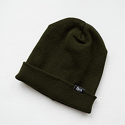 Зимняя шапка хаки Bran