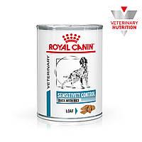 Royal Canin Sensitivity Control Duck 420 гр влажный корм (Роял Канин) для собак при пищевой аллергии, фото 1