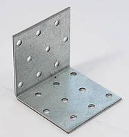 Уголок перфорированный 20х20х10х1.5 мм MMG 1 шт