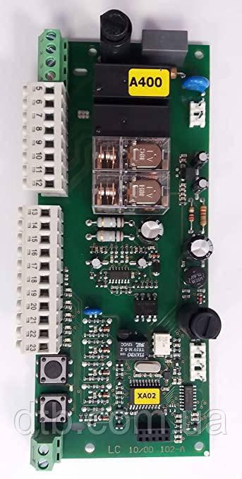 Плата управління A400 Nice 102-A. 8001 для автоматики Wingo WG