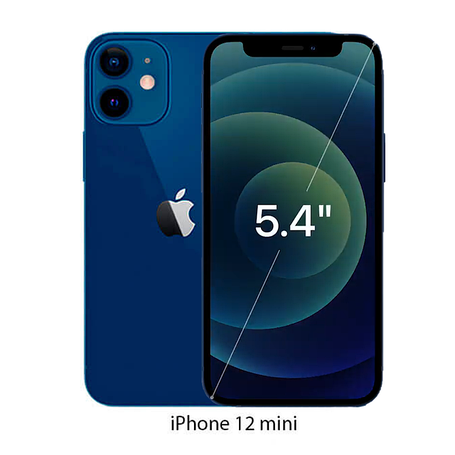 "Чохли для Apple iPhone 12 mini (5.4 "")"