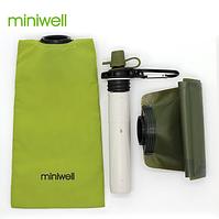 Портативний фільтр для води Miniwell L620