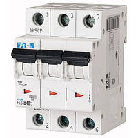 Автоматический выключатель Eaton (Moeller) PL6-C40/3 (286605)