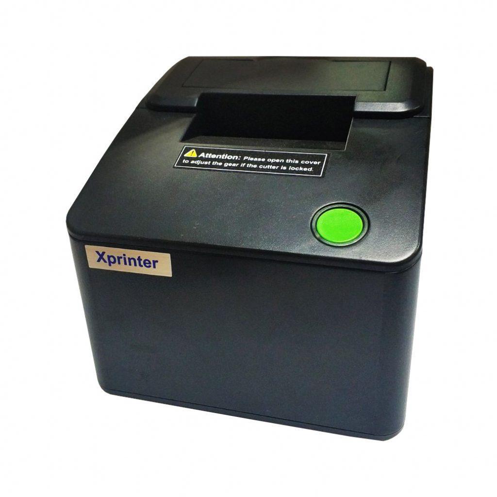 Принтер чеків Xprinter XP-С58Е USB+LAN