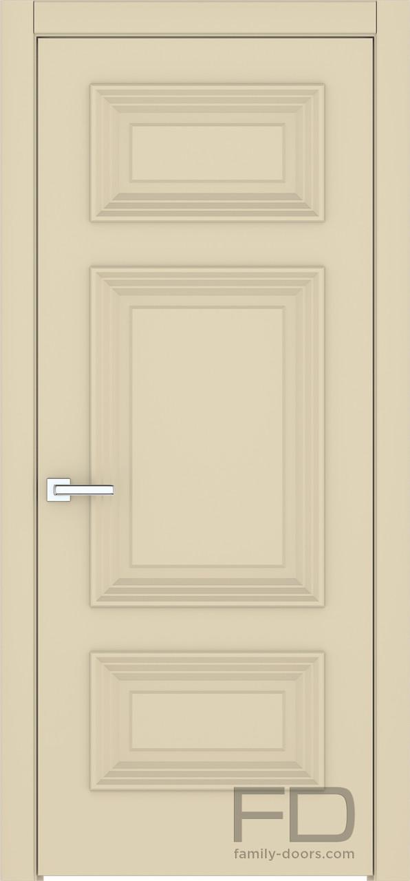 Міжкімнатні двері Класік Люкс 3 FD
