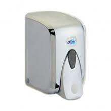 Дозатор жидкого мыла, сатин, 500 мл (F.5-CM)