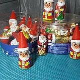 Шоколадная фигурка Дед Мороз, фото 2