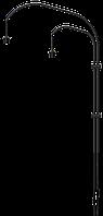 Основание для настенного светильника Willow Double (База, Дания)