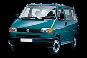 Дефлектор на капот (Мухобойки) для Volkswagen (Фольксваген) T4 1990-2003