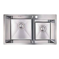 Кухонная мойка Imperial Handmade S7843 2.7/1.0 мм (IMPS7843H10), фото 1