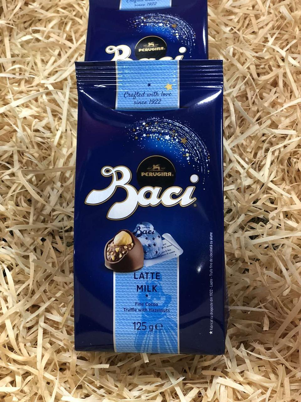 Конфеты Baci Perugina Latte Milk  125г