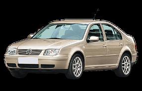 Дефлектор на капот (Мухобойки) для Volkswagen (Фольксваген) Bora IV 1998-2005