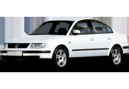 Дефлектор на капот (Мухобойки) для Volkswagen (Фольксваген) Passat B5 1996-2005