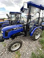 Трактор Foton FT244HRXC 24л.с., реверс, 4*4, кабина.