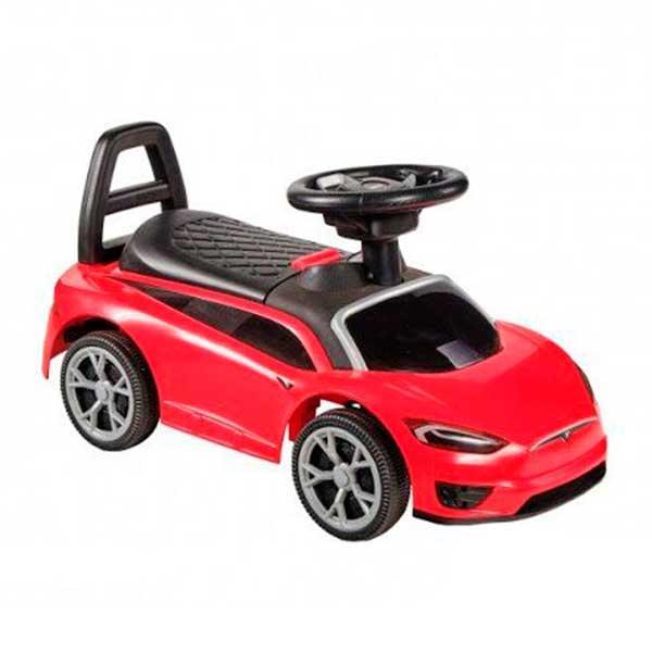 Машина-толокар TS 61808 JOY, Красный, звук