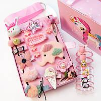 Набор украшений для девочки Розовый Слон 24H