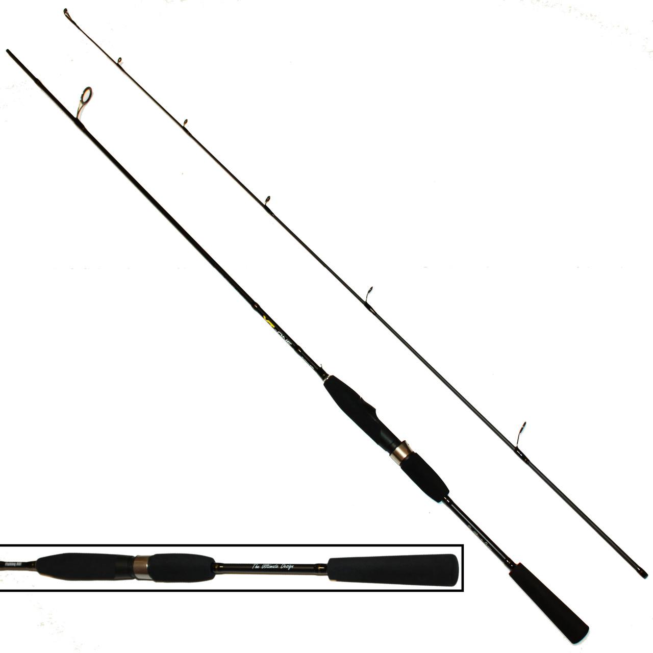 Спиннинг Fishing ROI XT-One 2.4 м. (тест 5-25 г.)