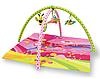 Килимок розвиваючий Bertoni Fairy-Tales pink 1030032