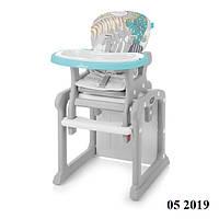 Стульчик для кормления Baby Design Candy-05 2019