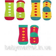 Шкарпетки махрові (3 пари) BabyOno 581/01