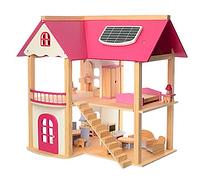 Домик для куклы Bambi MD 1068 с мебелью, фото 1
