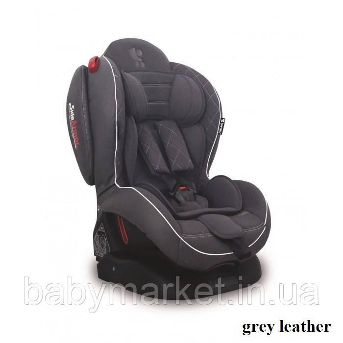 Автокрісло Lorelli ARTHUR ISOFIX (0-25кг) (grey leather)